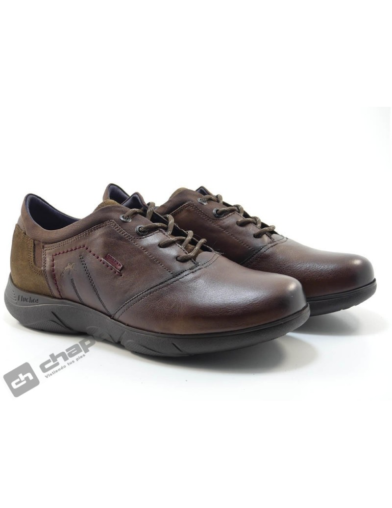 Zapatos Marron Fluchos F1060