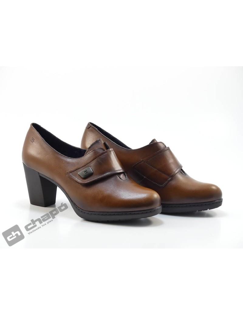 Zapatos Cuero Dorking D8432