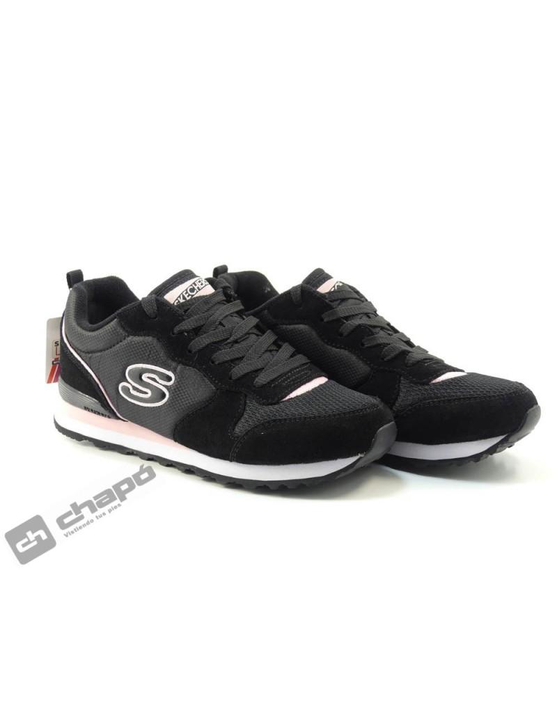 Sneakers Negro Skechers 155287