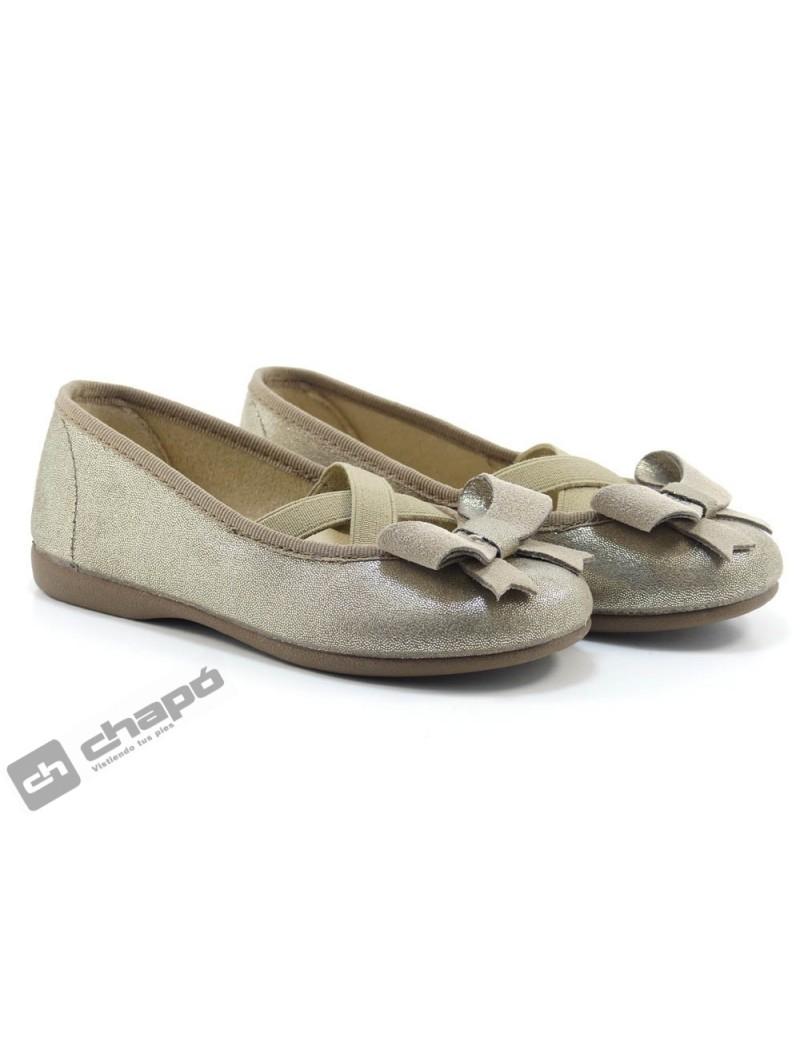 Zapatos Taupe Batilas 128/179/39