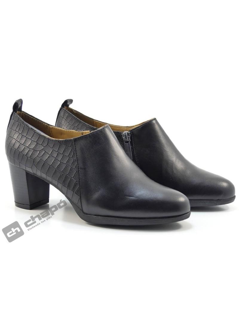 Zapatos Negro ChapÓ 12/149