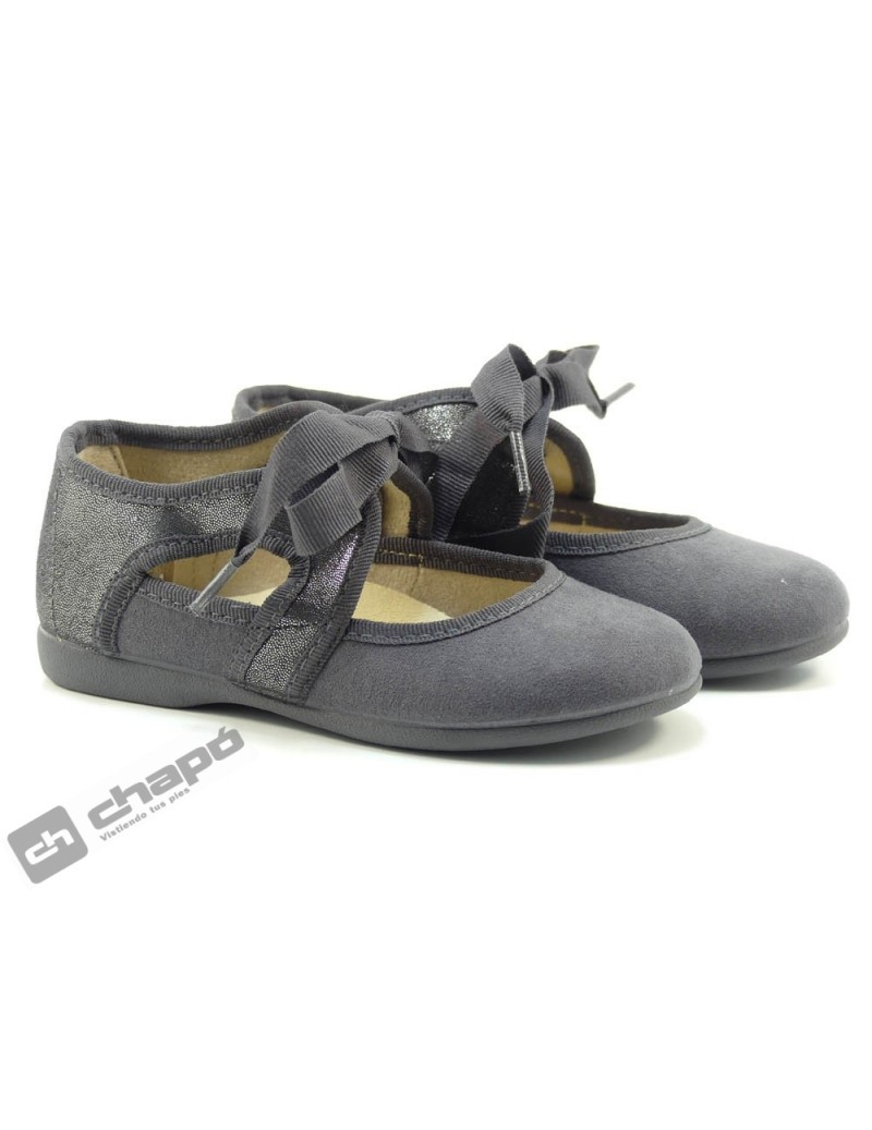 Zapatos Gris Batilas 160/050/179