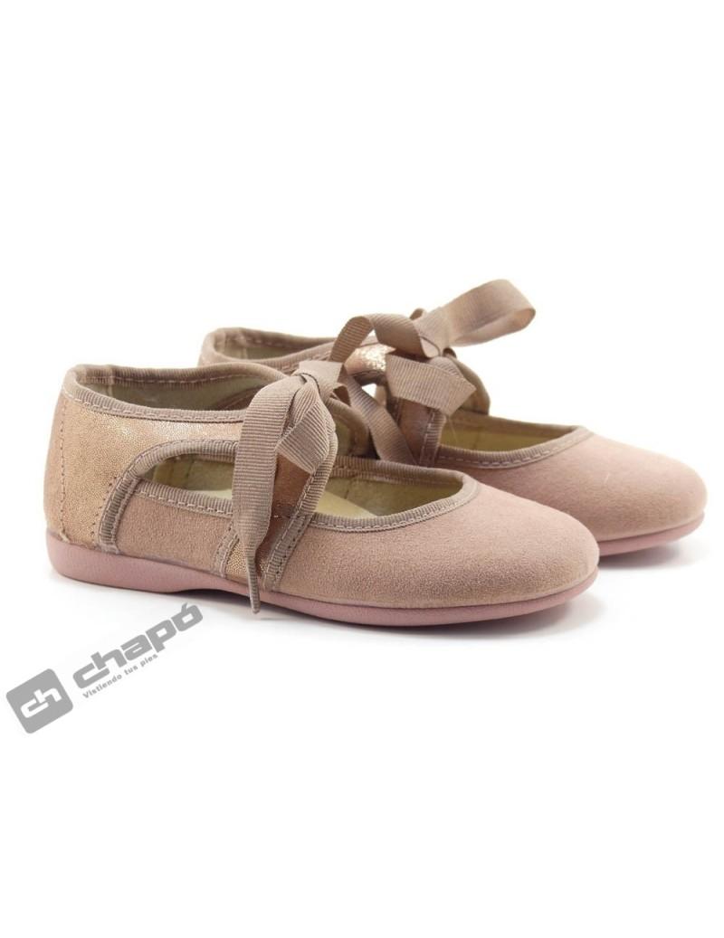 Zapatos Rosa Batilas 160/050/179