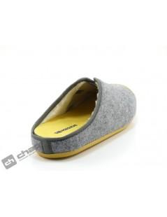 Zapatos Gris Nordikas 9925