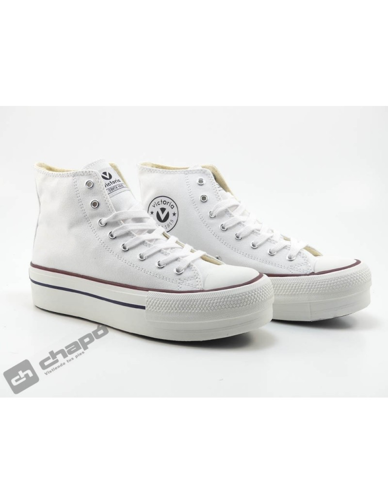 Snakers Blanco Victoria 1061101