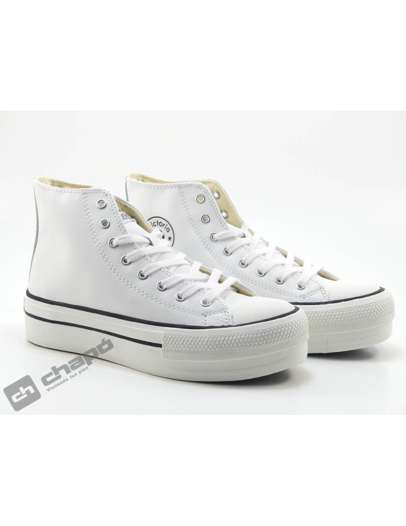 Snakers Blanco Victoria 1061107