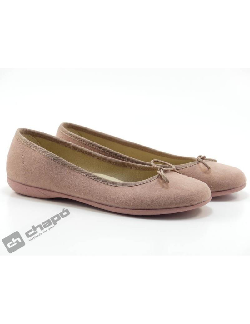 Zapatos Rosa Batilas 11150-2111