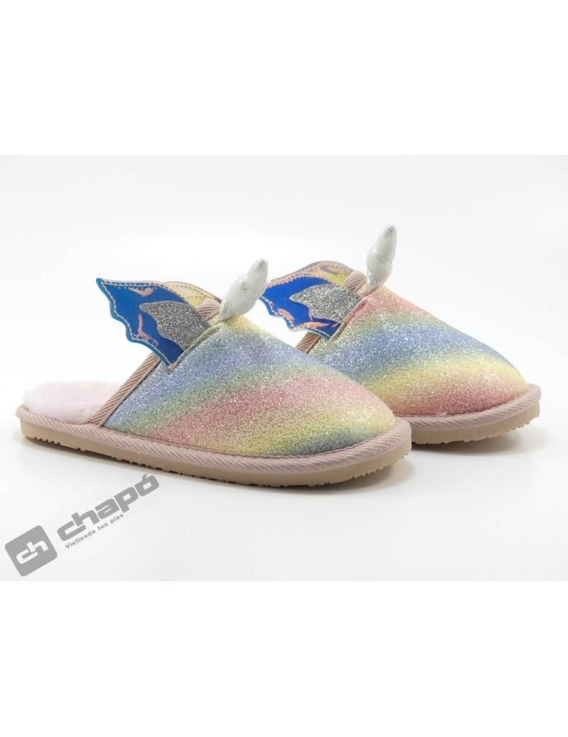 Zapatillas NiÑa Multicolor Conguitos 22101