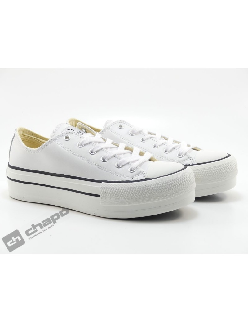 Sneakers Blanco Zapatillas Victoria 1061106