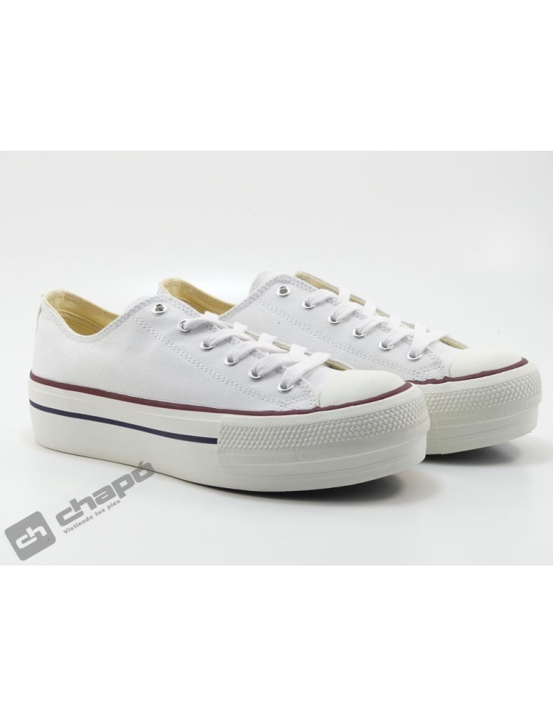 Snakers Blanco Victoria 1061100