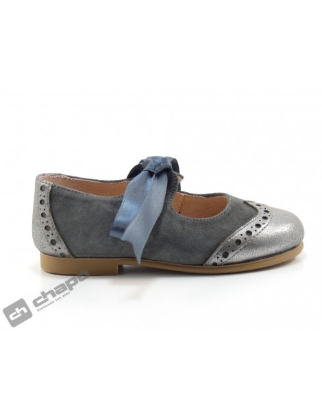 Zapatos Gris Ruts Shoes P-652