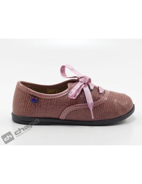 Zapatos Nude Conguitos 12239