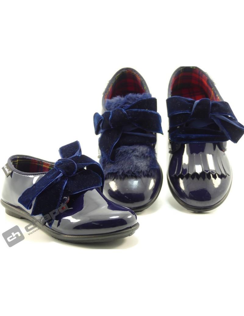 Zapatos Marino Titanitos F650 Grasse