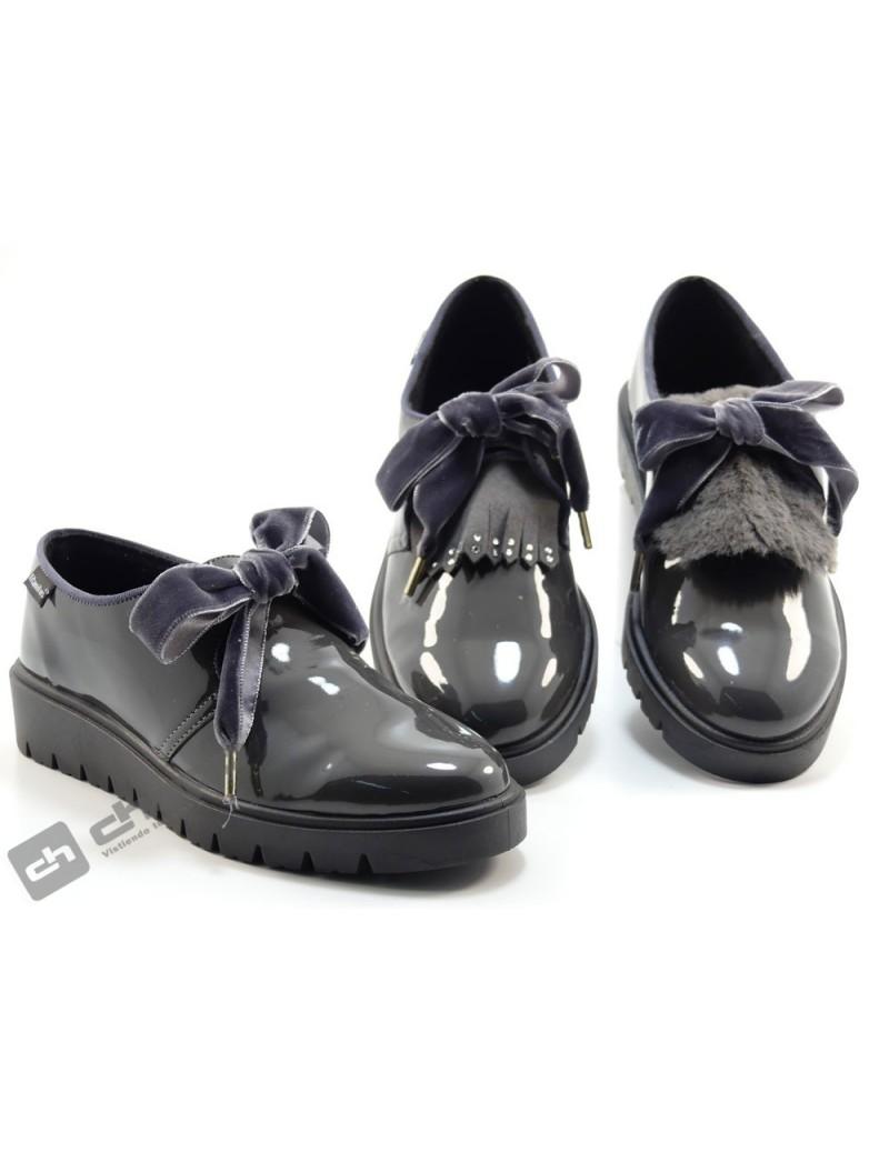 Zapatos Gris Titanitos M990 Alava