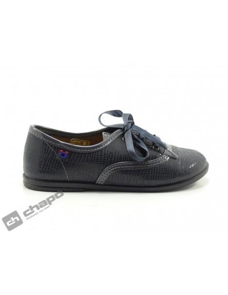 Zapatos Antracita Conguitos 12239