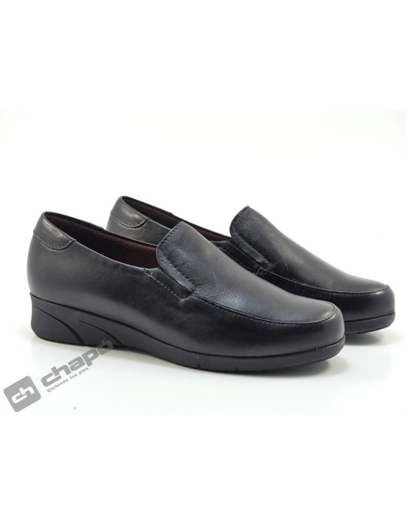 Zapatos Negro Pitillos 2100-2000