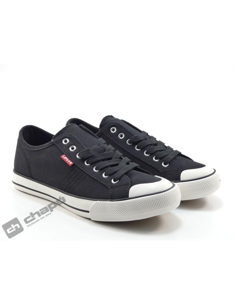 Zapato Deportivo Negro Levi´s 233013-733-59