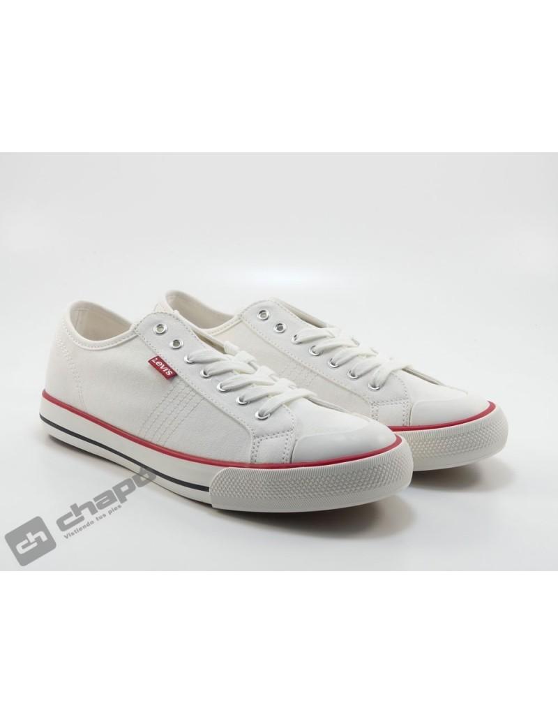 Zapato Deportivo Blanco Levi´s 233013-733-51