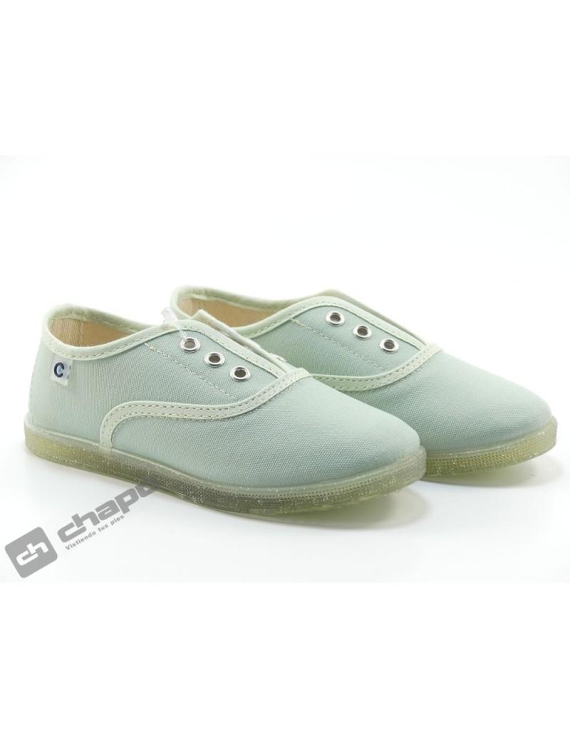 Zapatillas NiÑo-a Verde Conguitos 295 71