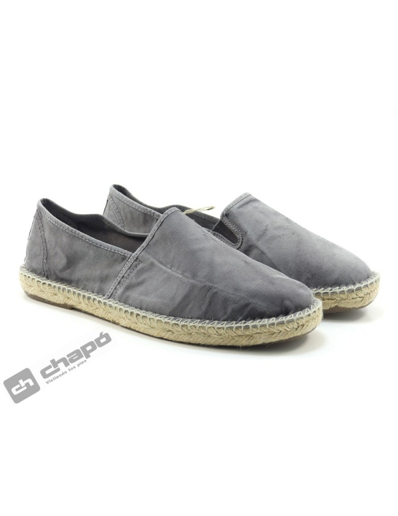 Zapatos Gris Natural World 325 E