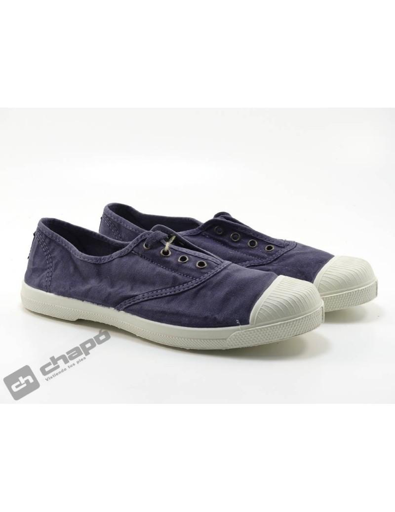 Sneakers Azul Natural World 102e