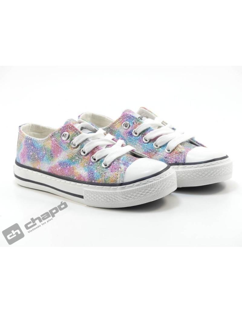 Zapatillas NiÑo-a Multicolor Conguitos 283 75