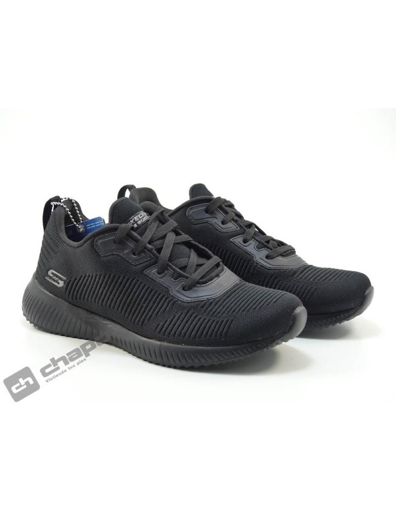 Zapatos Negro Skechers 32504