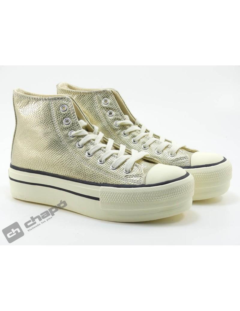 Zapato Deportivo Platino Victoria 1061109