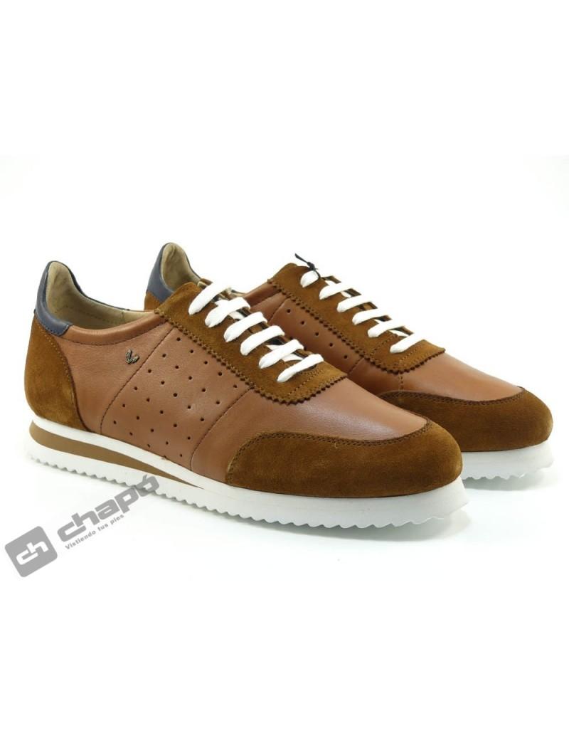 Zapato Deportivo Cuero Martinelli Rickman 1465-2532xs