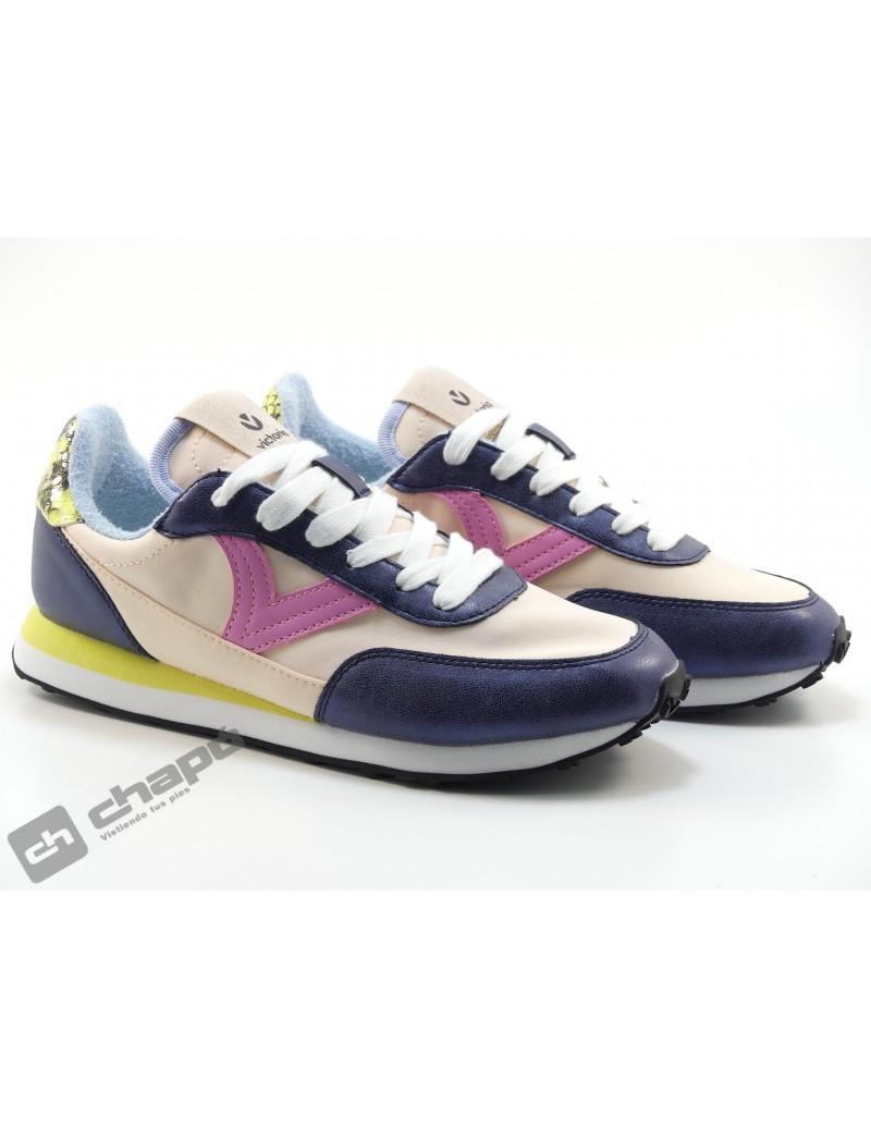Zapato Deportivo Rosa Victoria 1138102