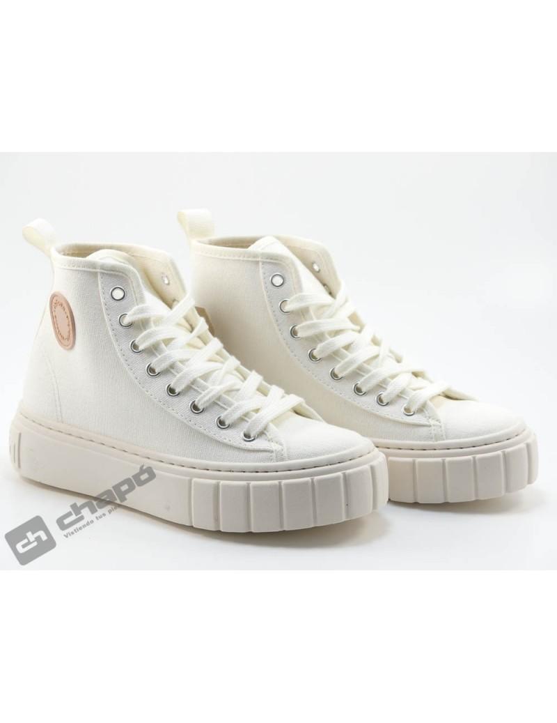 Zapato Deportivo Beig Victoria 1270100