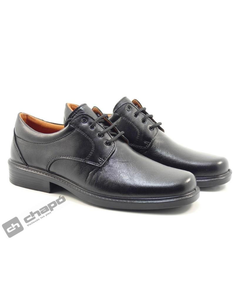 Zapatos Negro Luisetti 0101