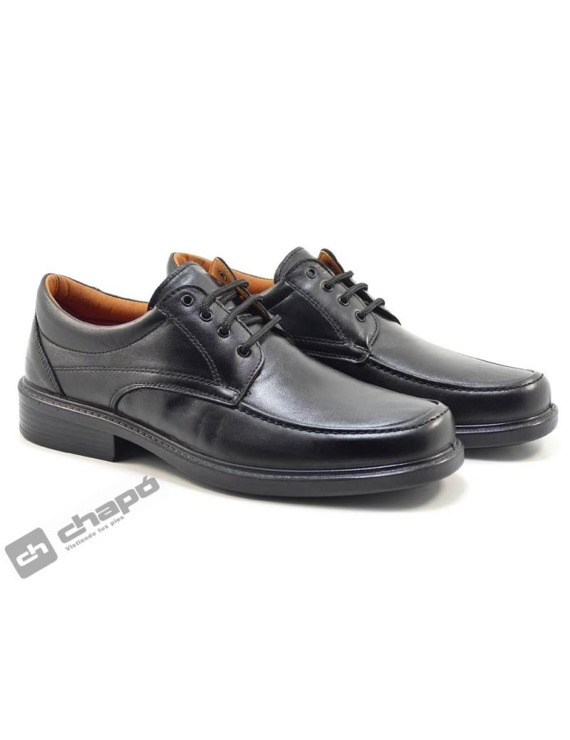 Zapatos Negro Luisetti 0107