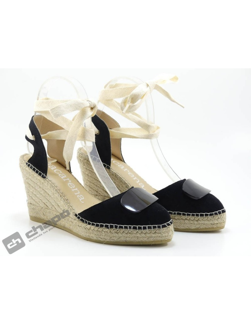 Zapatos Negro Macarena Denis 20