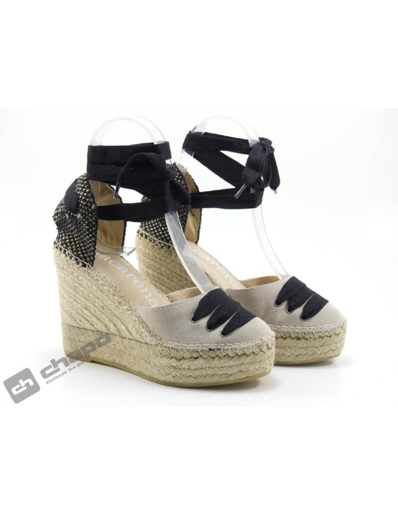 Zapatos Beig Macarena Alba8