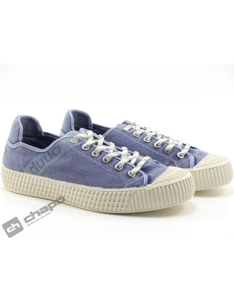 Zapato Deportivo Jeans Duuo Col-d38-duuo