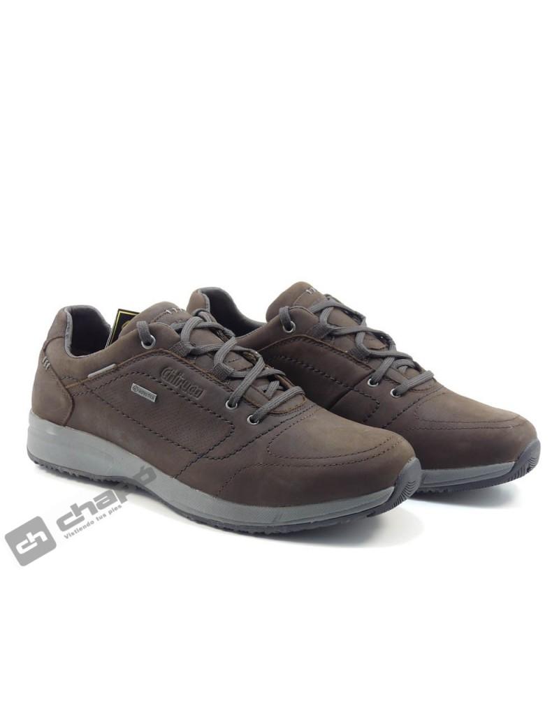 Zapatos Marron Chiruca Toscana 32 Gore-tex