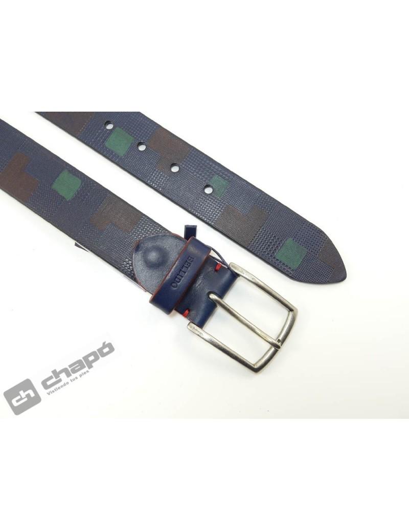 Cinturones Azul Miguel Bellido 530