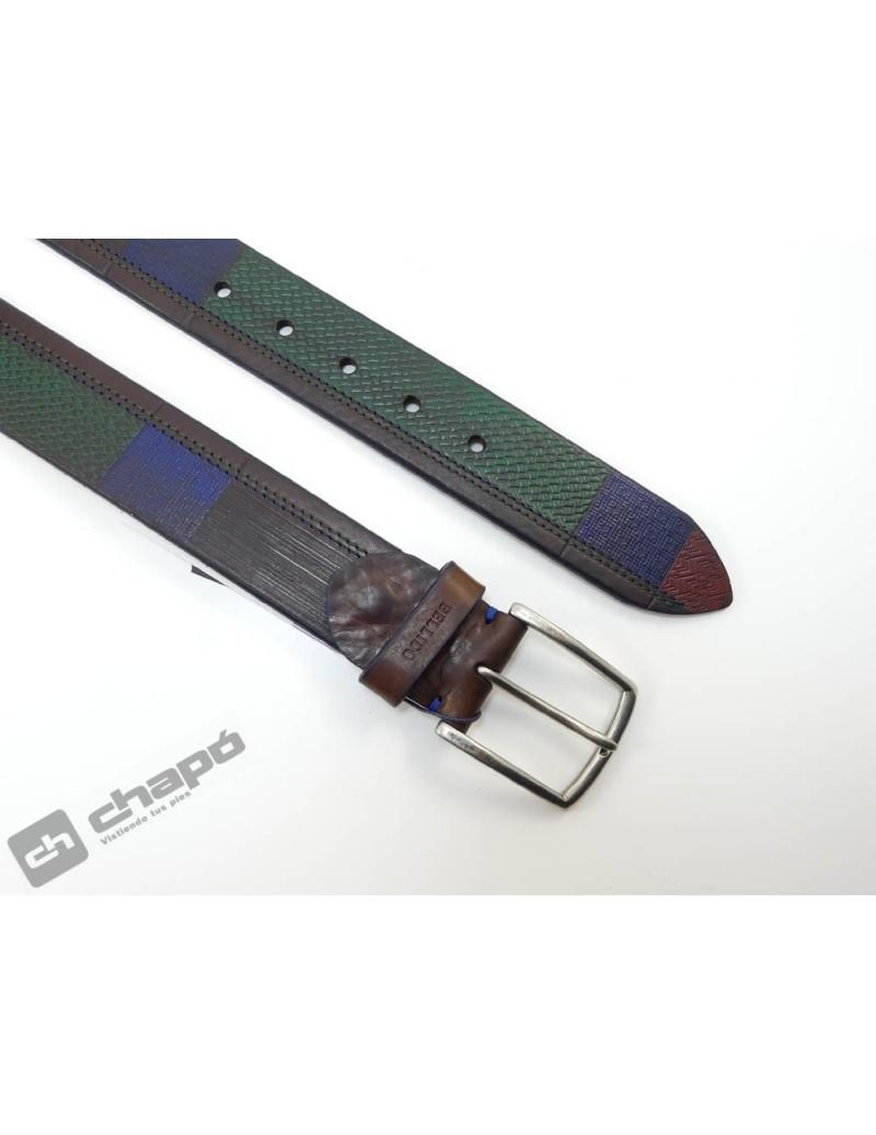 Cinturones Marron Miguel Bellido 675