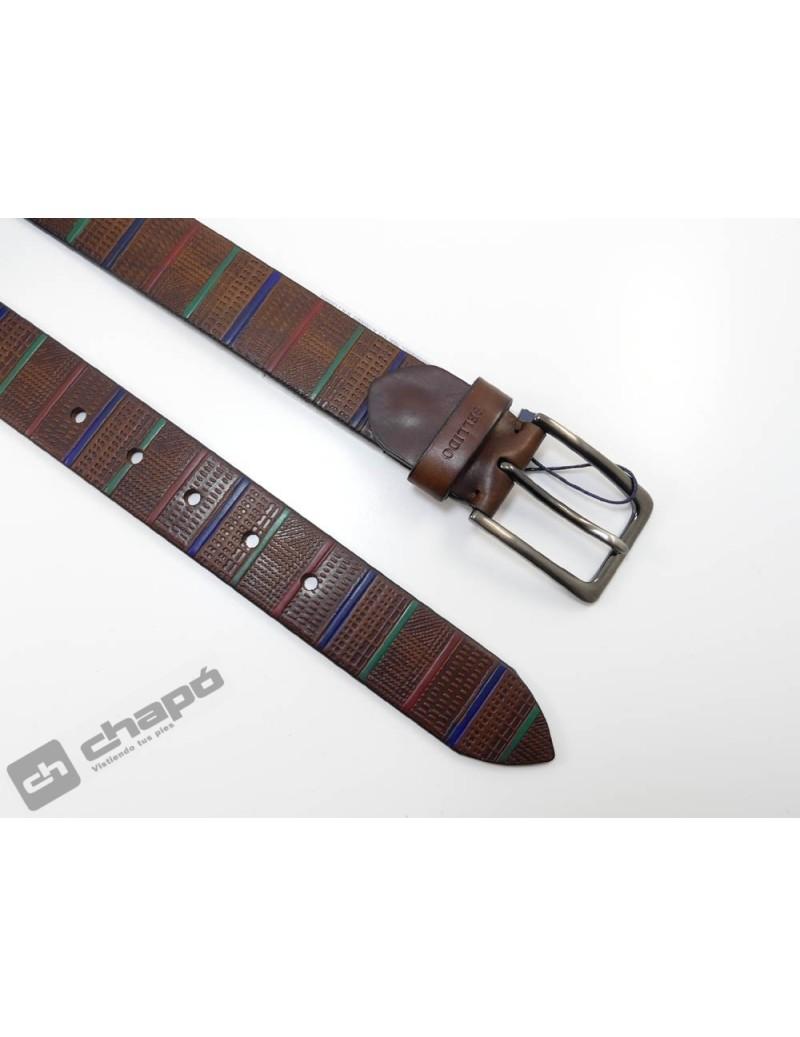 Cinturones Marron Miguel Bellido 560
