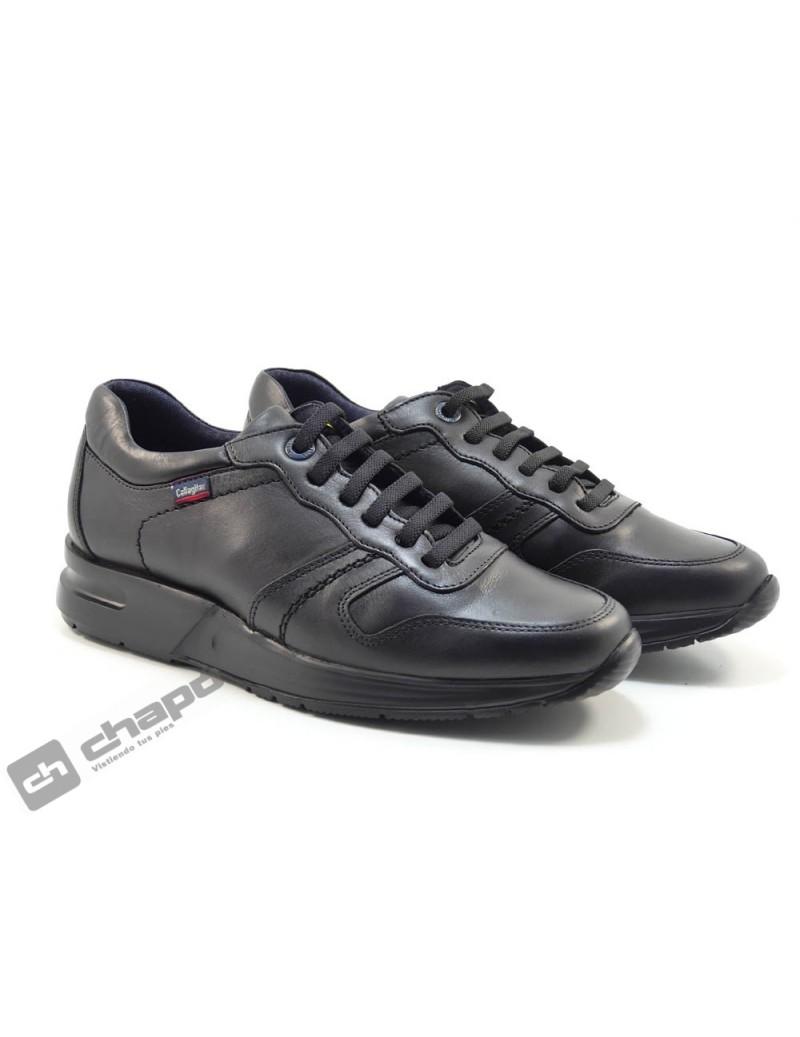 Zapatos Negro Callaghan 91312