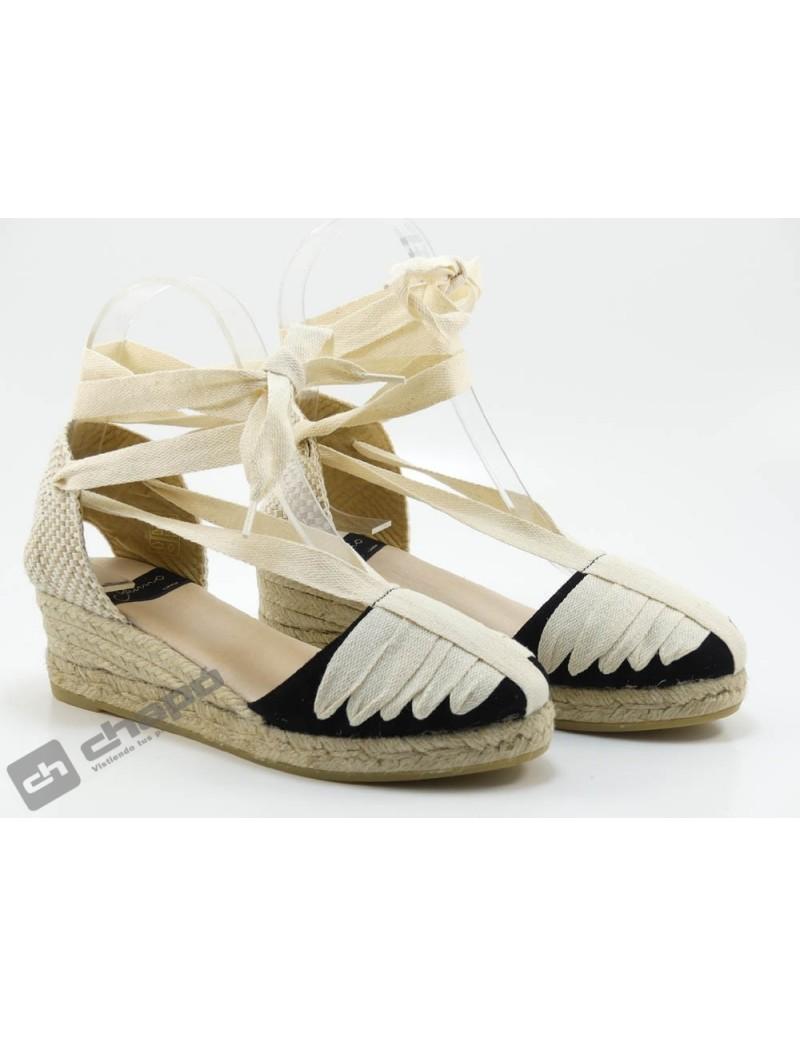 Zapatos Negro Gaimo Sonia 8313