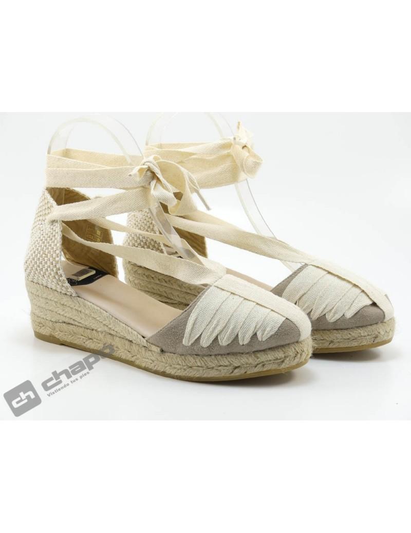 Zapatos Beig Gaimo Sonia 8313