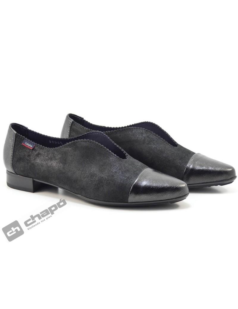 Zapatos Negro Callaghan 98965
