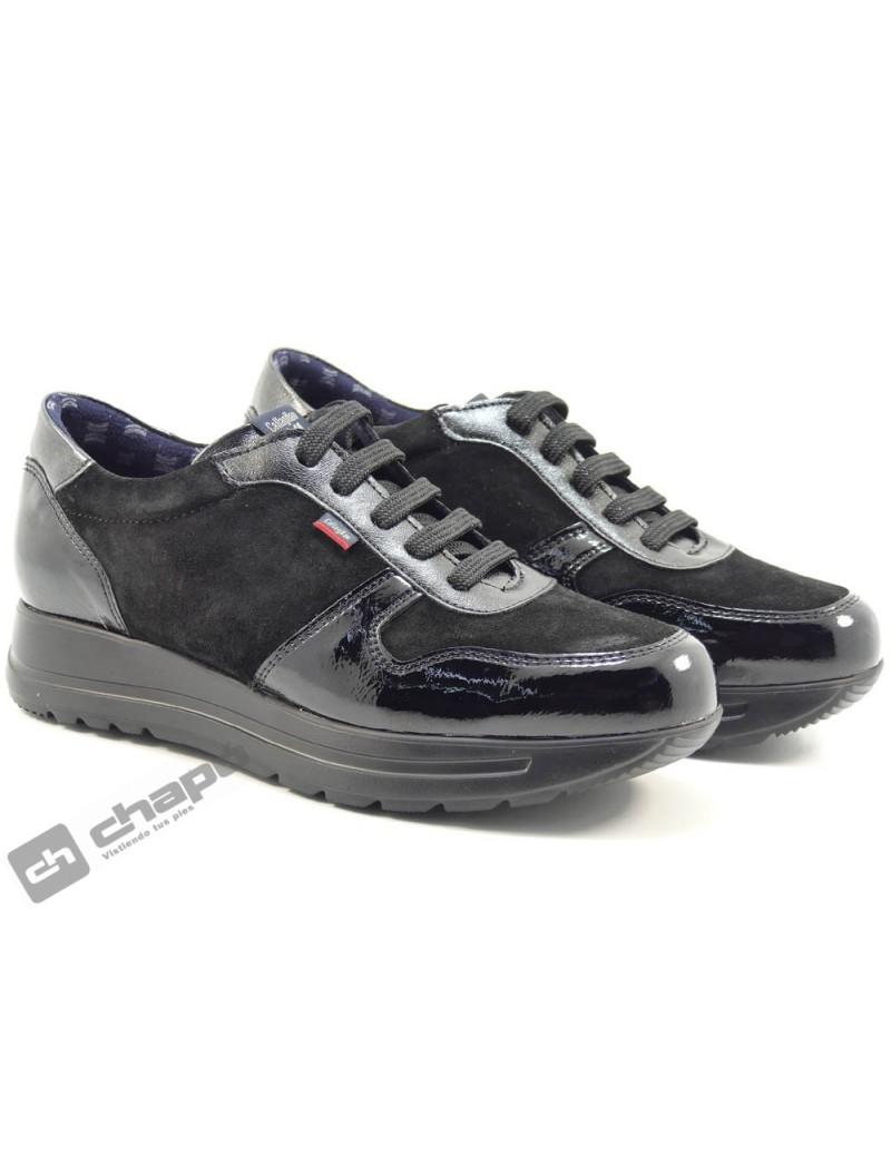 Sneakers Negro Callaghan 40723