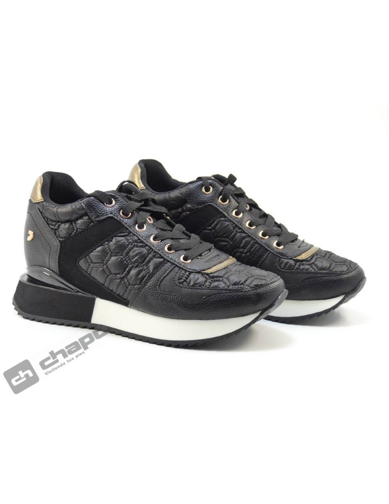 Sneakers Negro Gioseppo 64320-ulstein