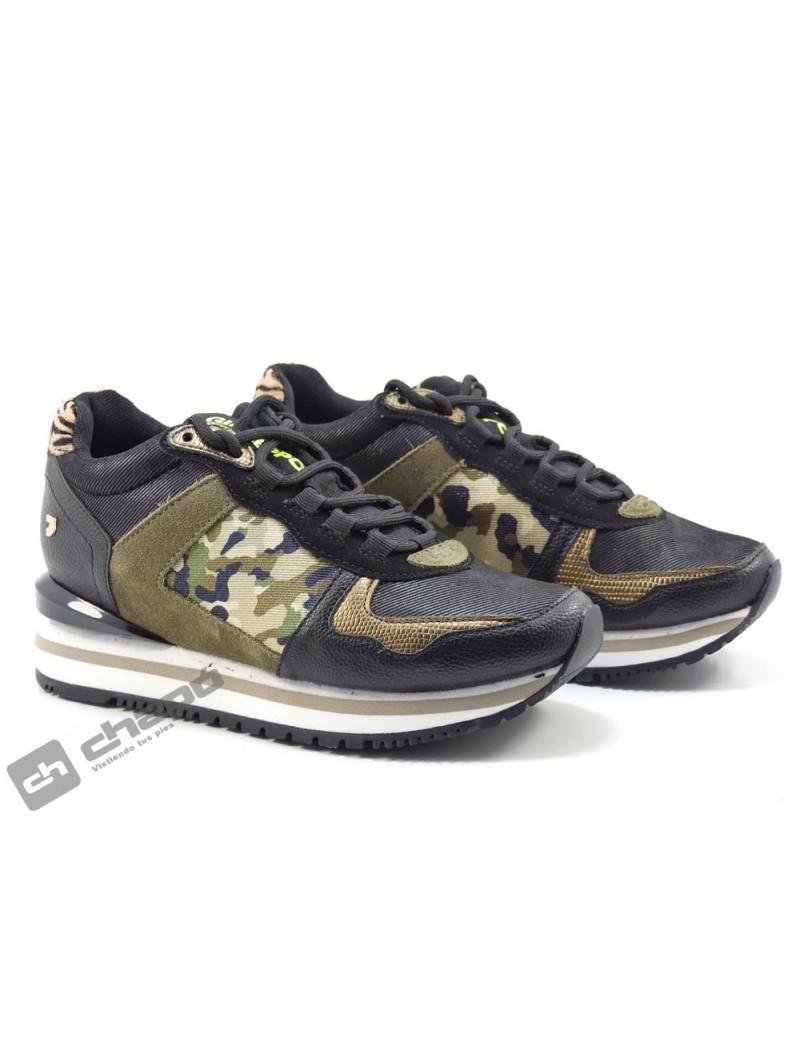 Sneakers Kaki Gioseppo 64388-graz