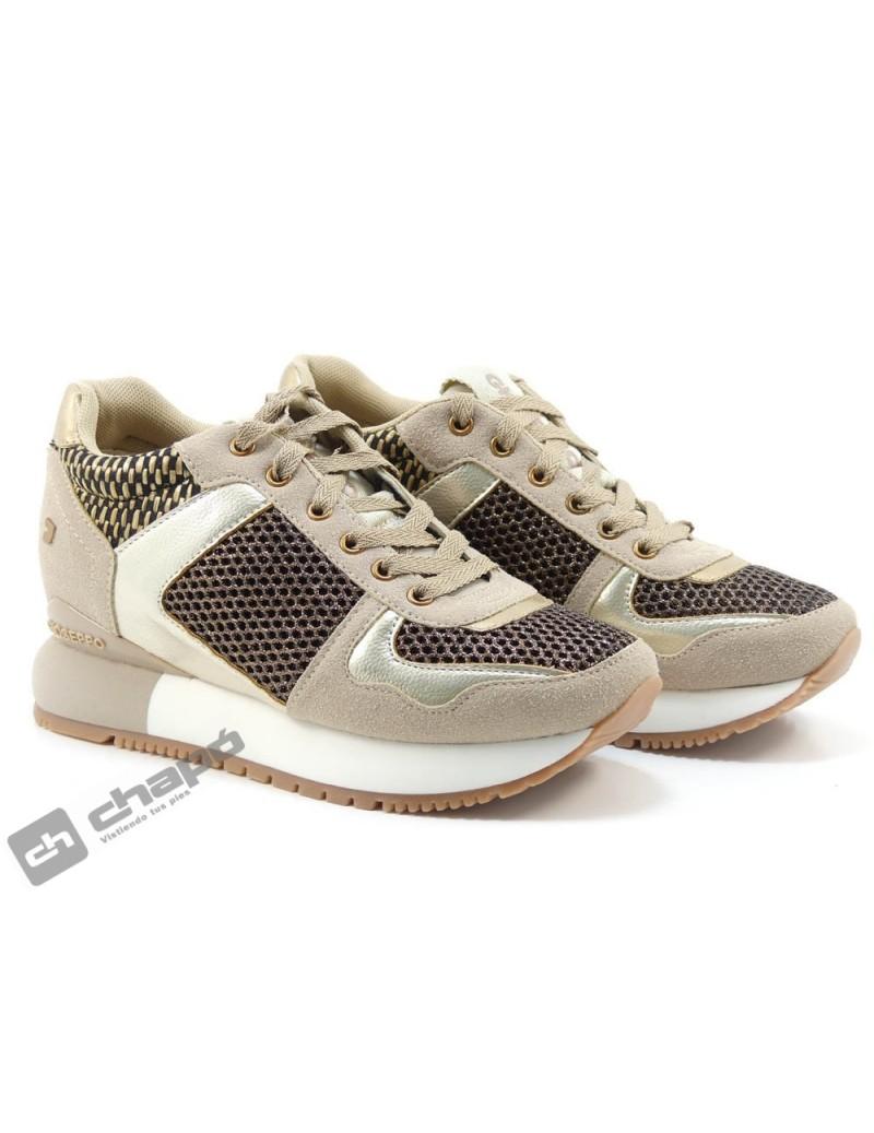 Sneakers Oro Gioseppo 64342-lilesand