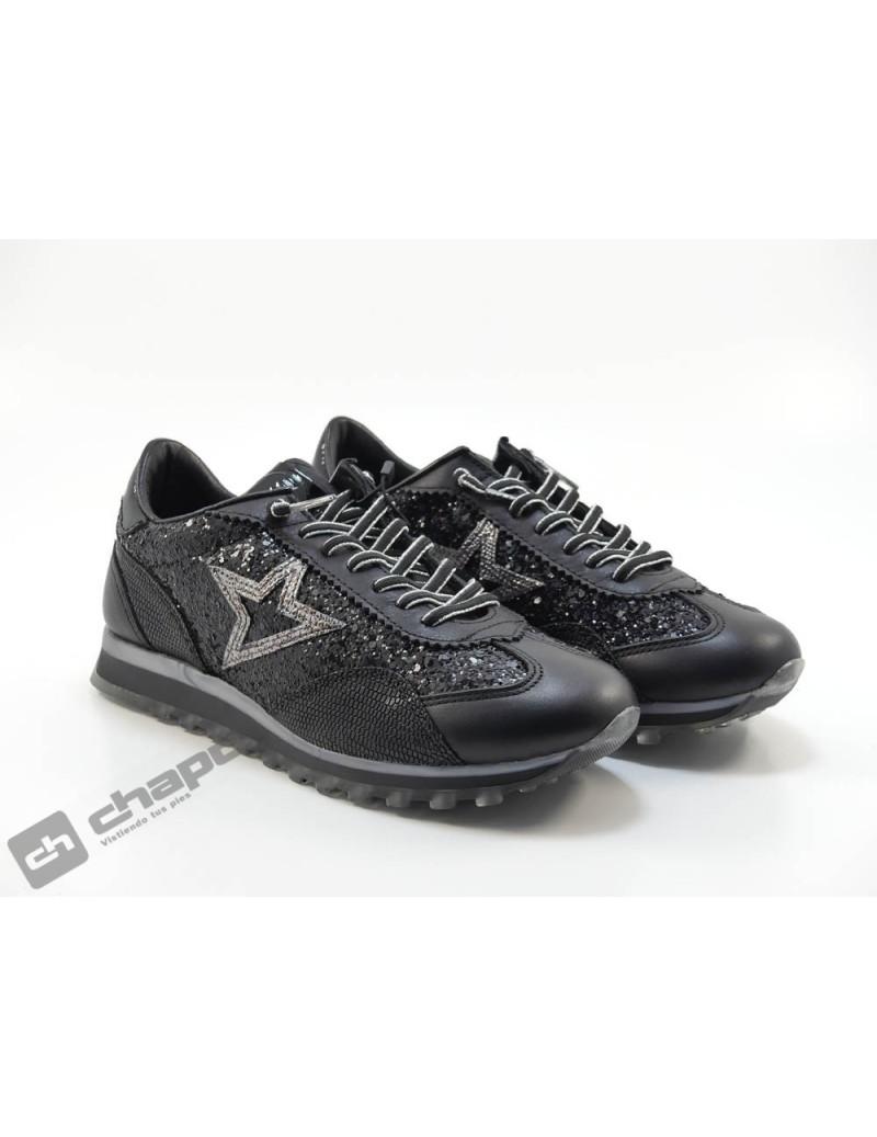 Sneakers Negro Cetti C-1259