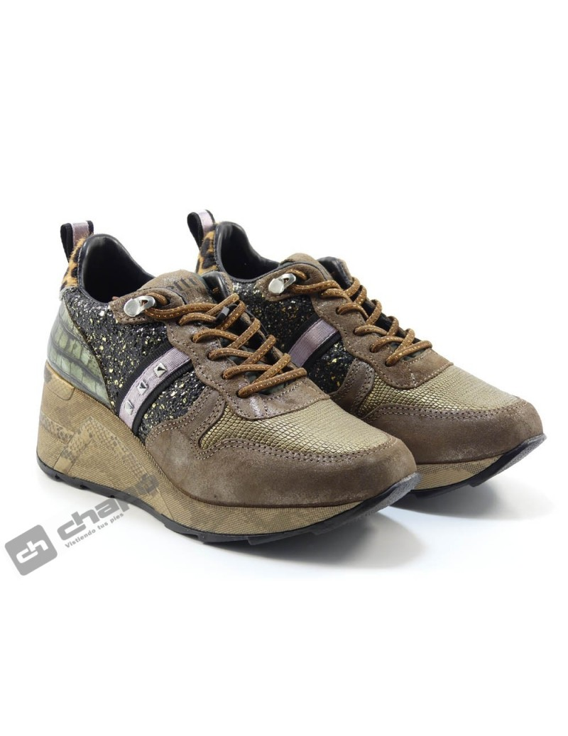 Sneakers Bronce Cetti C-1278